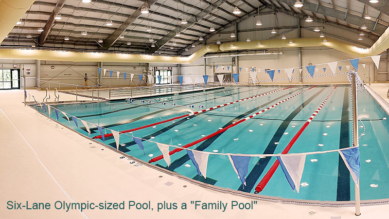 Catskills Rec Center Pool